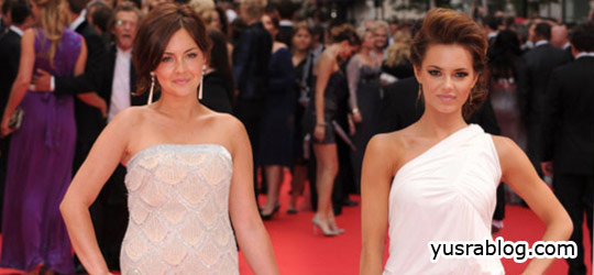 Red Carpet Fashion at BAFTA Television Awards 2010