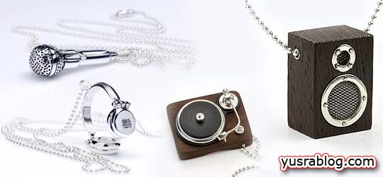 Darkcloud Luxury Silver Jewelry for DJs