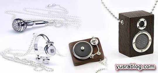 Darkcloud Luxury Silver Jewelry for DJs