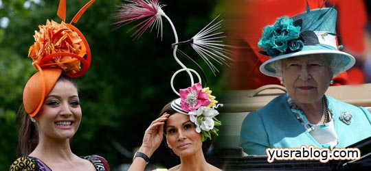 Day One at Royal Ascot Celebrities Hats Fashion Designer