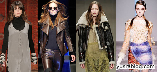 Versatile Fashion Trends Fall/Winter 2010 – 2011