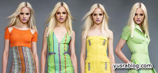 "Versace Resort 2011 Collection ""Designer Donatella"""