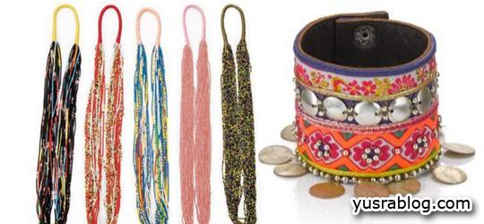 Tribal Jewelry by Victoria Bain