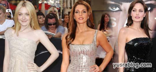 Film Premiere Fashion Trend 2010