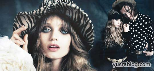 Abbey Lee Kershaw Glow Vogue Germany August 2010 by Alexi Lubomirski