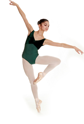 Ballet Dancer Tights