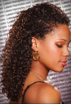 Easy Long Curly Hairstyles with Curly Locks YusraBlog