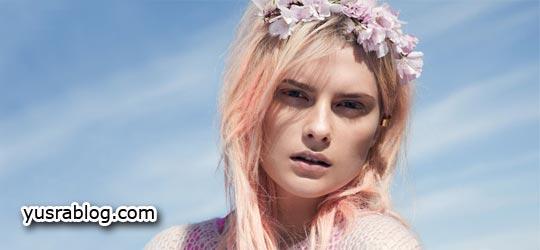 Elena Melnik Modeling Cover Magazine – Jette Jørs