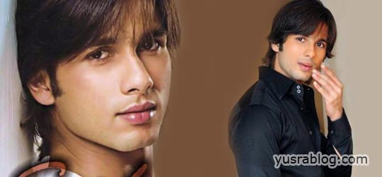 Shahid Kapoor Biography and Lifestyle History