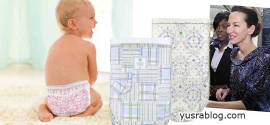 Pampers Designer Cynthia Rowley – Stylish Diapers at Target