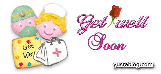 Get Well Soon SMS Hopeful Text Messages