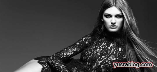 Ali Stephens Style Georges Rech Fall 2010 Campaign by Greg Kadel
