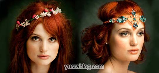 Gorgeous Fancy Hair Accessories for Glamorous Hair