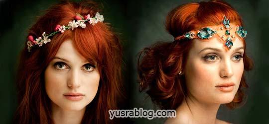 Gorgeous Fancy Hair Accessories for Glamorous Hair