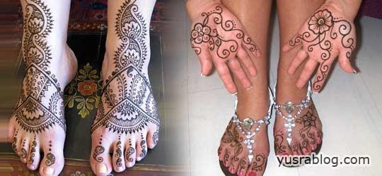 Stylish Mehndi Designs For Hands And Feet Fashion Yusrablog Com