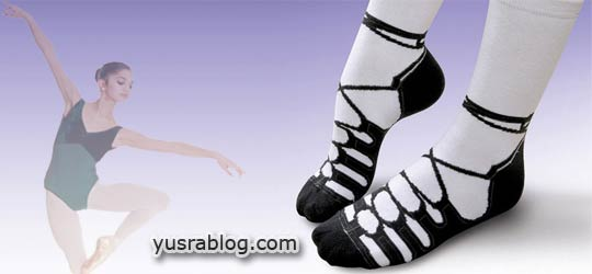 Amazing Irish Dance Socks