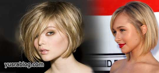 Glamorous Short Bob Hairstyles for Women