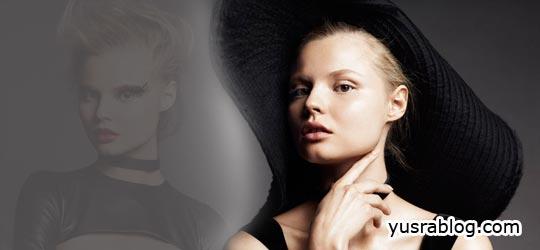 Magdalena Frackowiak Modeling Numéro #115 by Greg Kadel