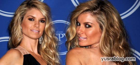 Marisa Miller Gorgeous At ESPY s 18th Annual Awards