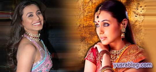 Rani Mukherjee Indian Hot Actress Biography