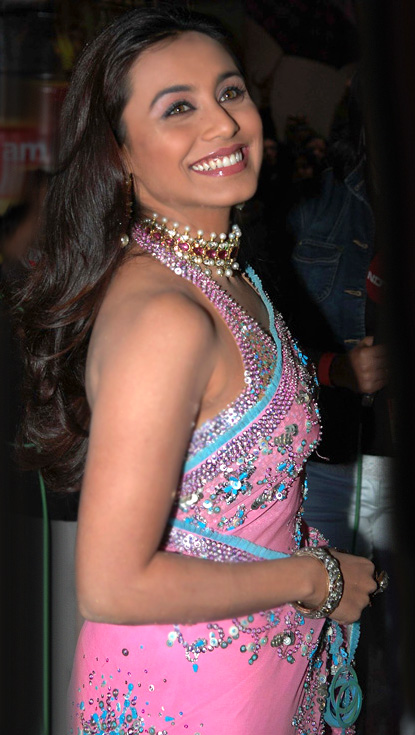 With you rani mukherjee hot for the