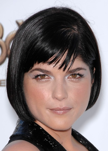 Selma Blair Stylish Short Hairstyle Yusrablog Com