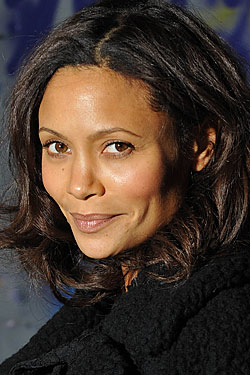 Thandie Newton Currly Short Bob Hair Yusrablog Com