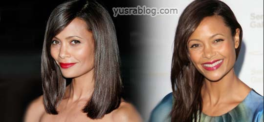 Thandie Newton Hair Styles – Thandie Newton Biography