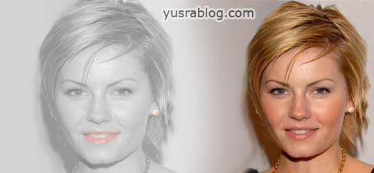 Ideal Short Hair Styles for Round Shaped Faces