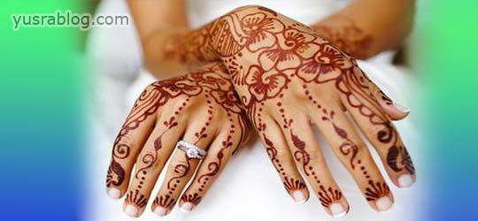 Mehndi Designs for Hands – Henna Art Print