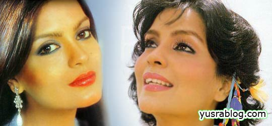 Zeenat Aman Indian Beauty Biography and Photo Gallery