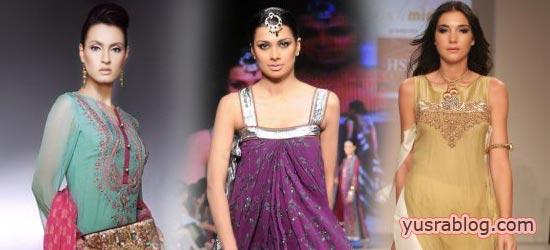 Eid Dress Fashion 2010 Trendy Wear