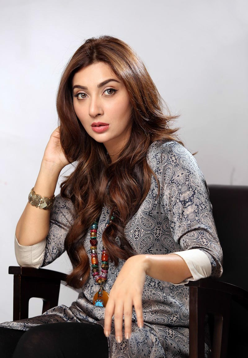 Ayesha Khan Biography