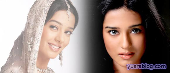 Indian Film Star Amrita Rao Biography & Pictures Gallery