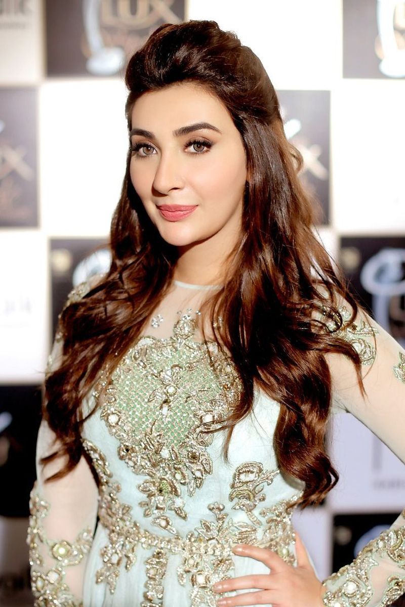 Pakistani Actress Amp Model Ayesha Khan Biography And
