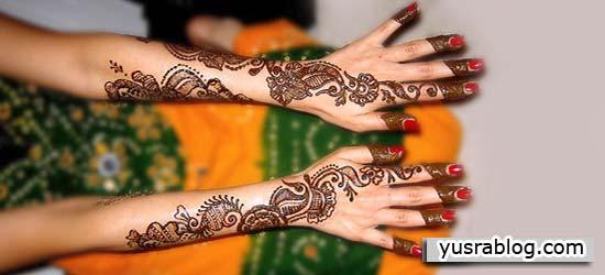 Arms And Hands Stylish Eid Mehndi Designs Yusrablog Com