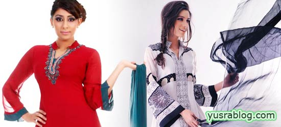 Eid Shalwar Kameez Latest Fashion Dresses