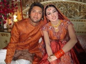 Fahad Mustafa Mehwish Hayat Wedding Pics