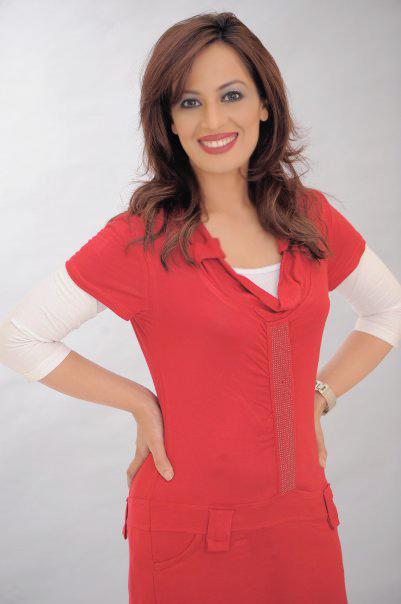 Pakistani Host And Actress Charming Farah Hussain Biography Yusrablog Com