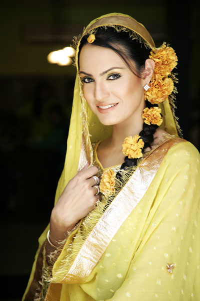 Bridal Makeup Ideas on Ideas Of Stylists Hair Stylists Nabila Bridal Mehndi Makeup