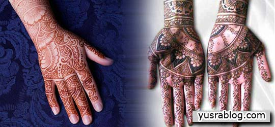 Eid Mehndi Designs for Hands Beauty