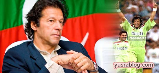 Imran Khan Profile Cricketer Politician Social Worker of Pakistan