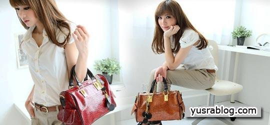 Elegant Leather Handbag Designer