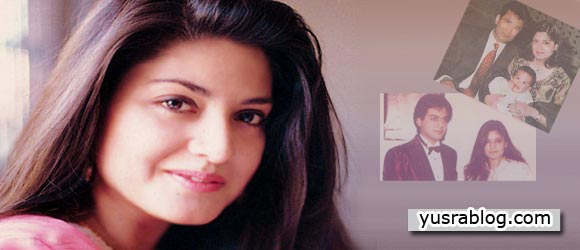 Biography and Pictures of Late Best Pakistani Singer Nazia Hassan. She ...