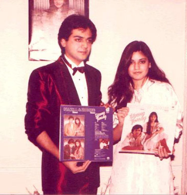 pakistani singer nazia hassan biography and pictures