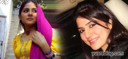Biography Sanam Baloch Pakistani Anchor and Hot Actress Pics