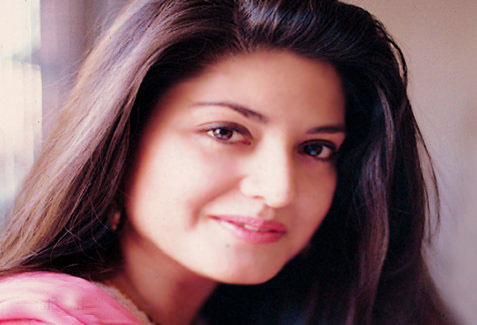 Singer Nazia Hassan Photo Gallery - Showbiz Competition October 2011