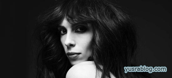 Jamie Bochert by Hedi Slimane in Dark Angel – Vogue UK September 2010