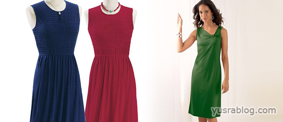 A Line Dresses Fashion Trend for Women