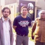 Adeel Hashmi with Friends